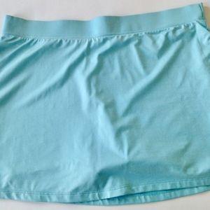 Vintage Tail Turquoise Tennis Skort Size L